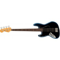 Fender American Professional II Jazz Bass Left-Hand, Rosewood Fingerboard, Dark Night