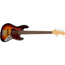 Fender American Professional II Jazz Bass V, Rosewood Fingerboard, 3-Color Sunburst