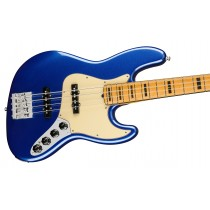 Fender American Ultra Jazz Bass - Cobra Blue - Maple
