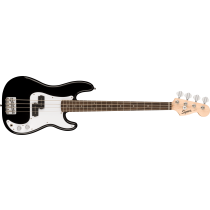 Squier Mini Precision Bass, Laurel Fingerboard, Black