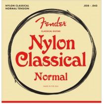 Fender Classical/Nylon Guitar Strings - Nylonstrenger