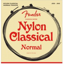 Fender 130 - Classical/Nylon Guitar Strings - Ball End