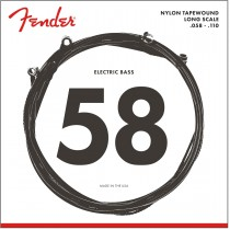 Fender 9120 Nylon Tapewound Bass Strings