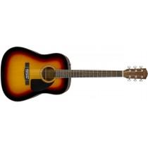 Fender CD-60 Dread V3 DS - Sunburst