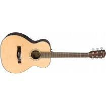 Fender CT-140SE akustisk travel gitar - Natur