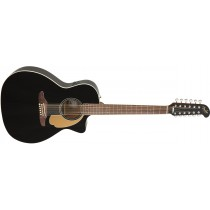 Fender Villager 12-String - 12-strengs akustisk gitar med bag