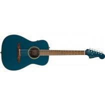Fender Malibu Classic - Cosmic Turquoise - Akustisk gitar