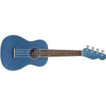 Fender Zuma Classic Concert Ukulele - Lake Placid Blue