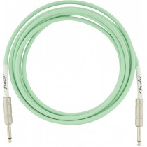 Fender Original Series Instrument Cables - Surf Green - 3m
