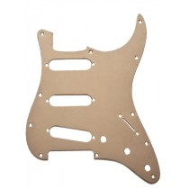 Fender 11-Hole Modern 1-Ply Anodized Stratocaster S/S/S Pickguard