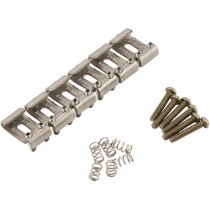 Fender Road Worn Strat Bridge Section Kit