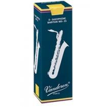 Vandoren SR2435 - 5 stk NR.3.5 flis/rør til baritonsax Eb