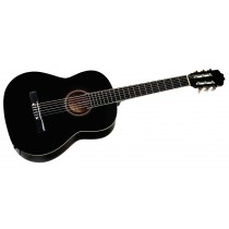Cataluna SGN-C61 BK - 3/4 klassisk gitar - Sort