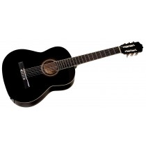 Cataluna SGN-C81 PO - 4/4 klassisk gitar - Sort