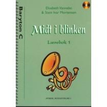 Midt i Blinken bok 1 Baryton F-nøkkel m/CD