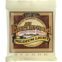 Ernie Ball EB-2003 Earthwood Bronze Medium Light 12-54 ak.strenger