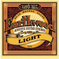 Ernie Ball EB-2004 Earthwood Bronze Light 11-52 ak.strenger
