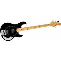 Music Man StingRay 4 Custom Classic Maple Neck Black