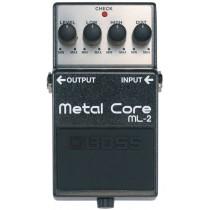 BOSS ML-2 - Metal Core-pedal