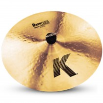 "Zildjian 16"" K Zildjian Dark Crash Medium Thin"