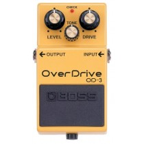 BOSS OD-3 - Overdrive-pedal