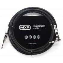 MXR DCIS10R Standard Series Vinklet Instrumentkabel 3m