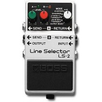 BOSS LS-2 - Line Selector-pedal