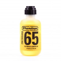 Dunlop 6554 Lemon Oil - 4 Oz