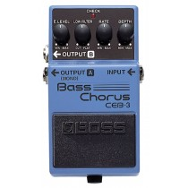 BOSS CEB-3 Bass Chorus - Chorus-pedal for bass
