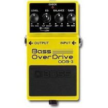 BOSS ODB-3 Bass OverDrive - Overdrive-pedal for bass