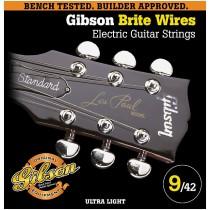 Gibson Gear Brite Wires G700UL - 009-42
