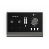 AUDIENT iD14 MkII - 10in/6out Audio Interface