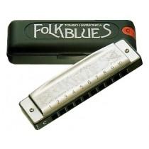Tombo Folk Blues 1610-A - Munnspill i A-DUR