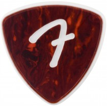 Fender F Grip 346 Picks - 3-pack 1.5mm - Tortoise Shell
