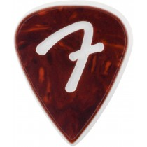 Fender F Grip 351 Picks - 3-pack 1.5mm - Shell