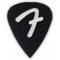 Fender F Grip 351 Picks - 3-pack 1.5mm - Black