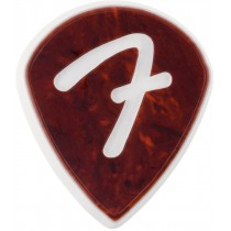 Fender F Grip 551 Picks - 3-pack 1.5mm - Shell