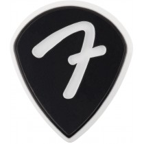Fender F Grip 551 Picks - 3-pack 1.5mm - Black