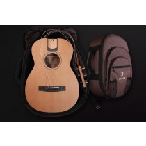 Furch LJ10-CM Little Jane Travel Guitar - Unik reisegitar med ryggsekk