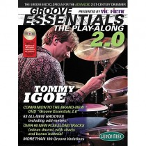 Tommy Igoe: Groove Essentials - The Play-Along 2.0 Book+ CD