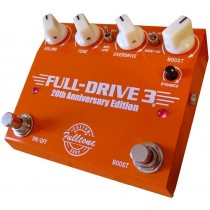 Fulltone FullDrive 3 Custom Shop 20th Anniversary