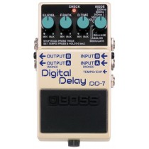 BOSS DD-7 - Digital Delay-pedal