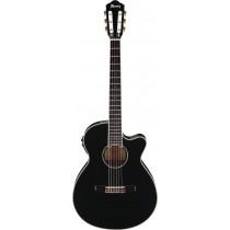 Ibanez AEG10N II BK - Klassisk gitar