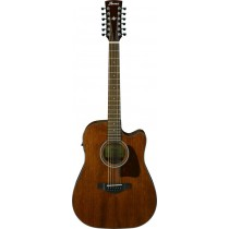 Ibanez AW5412CE-OPN  Artwood 12-strenger Open Pore Natural