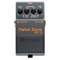 BOSS MT-2 - Metal Zone-pedal