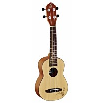 Ortega RU5-SO RU Series Sopran ukulele