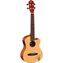 Ortega RU series RU5CE-TE - Tenor ukulele m/mikrofonsystem