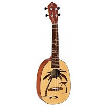 Ortega Pineapple series RUPA5 - Konsertukulele