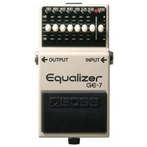 BOSS GE-7 - Graphic Equalizer Pedal