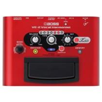 Boss VE-2 - Vokalprosessor med harmonier og effekter